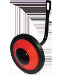 16吋圓管輔助輪