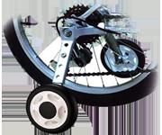 變速車用輔助輪