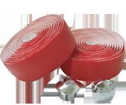 碳纖紋手把帶(紅)