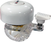 Q-LITE LED車鈴(白)