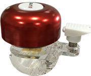 Q-LITE LED車鈴(紅)