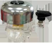 Q-LITE LED車鈴(銀)