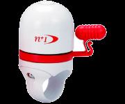 N+1膠囊車鈴/白紅