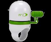 N+1膠囊車鈴/白綠