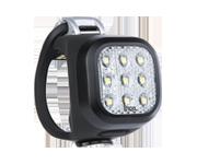 MINI 9LED前燈(黑)