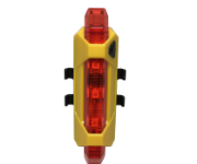 iLUMENOX  USB充電式火山燈- 黃