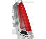 iLUMENOX 充電式光劍後燈(銀)