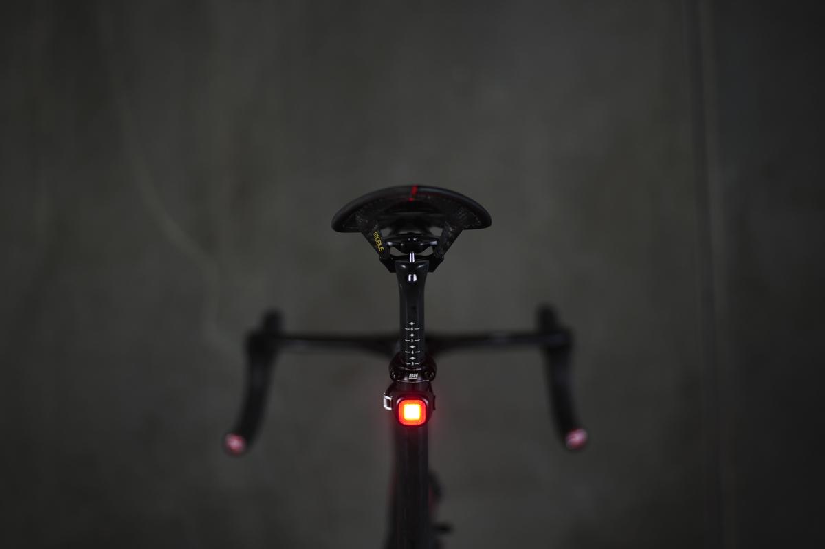 Knog MINI COB後燈(黑)