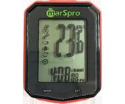 MARSPRO 10功能無線背光碼錶(紅)