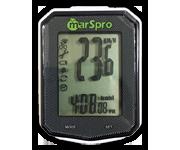 MARSPRO 10功能無線背光碼錶(白)