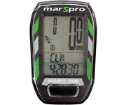 MARSPRO 無線踏頻碼錶(黑)