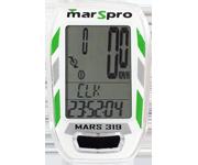 MARSPRO 無線踏頻碼錶(白)