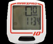 MARSPRO 10功能無線碼錶/白
