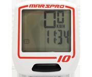 MARSPRO 10功能無線碼錶(白)