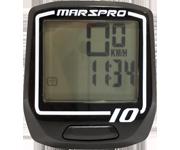 MARSPRO 10功能無線碼錶(黑)