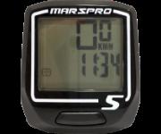 MARSPRO 5功能有線碼錶/黑