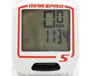 MARSPRO 5功能有線碼錶(白)