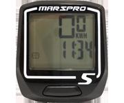 MARSPRO 5功能有線碼錶(黑)