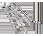 Sj-Tools 鐵製挖胎棒