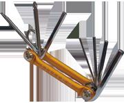 Sj-Tools 7件式工具組
