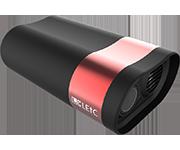 第二代 WIFI影像紀錄器(黑) 附GoPro轉接座