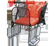 後置型鐵網兒童座椅