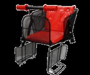 鐵網安全座椅