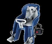 支架型前兒童座椅-藍