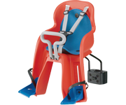 GHBIKE 前置型兒童安全座椅(紅)