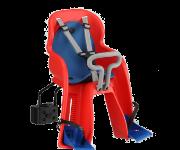 支架型前兒童座椅-紅