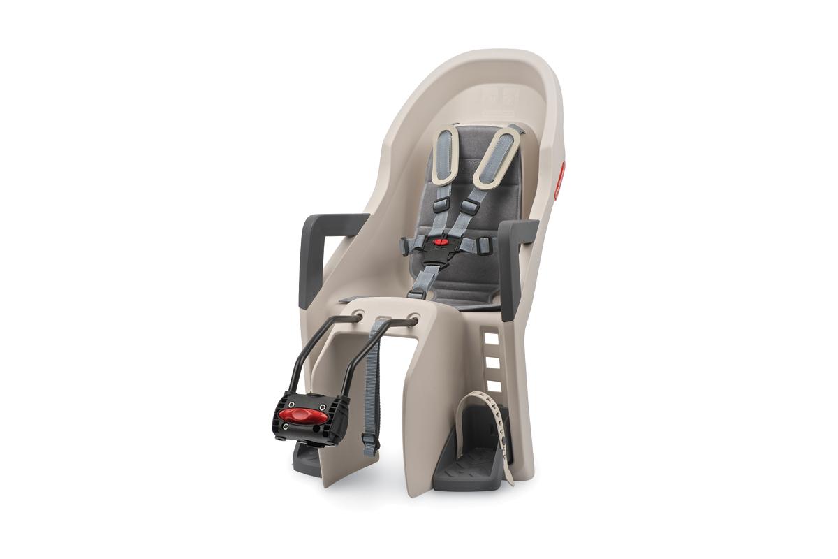Polisport Guppy Maxi FF 支架型幼童座椅(奶油/灰)