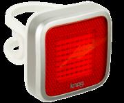 Knog MOB 紅蕊後燈/銀框
