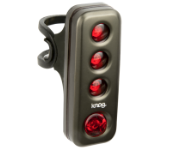 ROAD R70充電式防水後燈/鐵灰