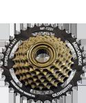 Shimano Tourney 7速套裝飛輪