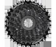 Shimano TourneyTX 8速飛輪