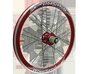 WheelSport Smart 1.0 406小徑車輪組