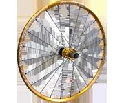 ACLASS VXD3 26吋登山車碟煞輪組