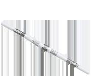 ABR鋁合金平手把(600mm)