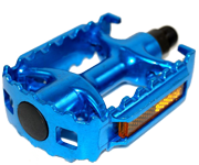 鋁合金腳踏(藍)