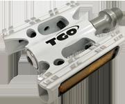 TGO CNC腳踏(白)