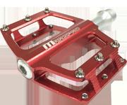 MARSPRO CNC跑車腳踏(紅)