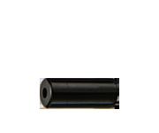 BENGAL 2P剎車線外管端套(黑)