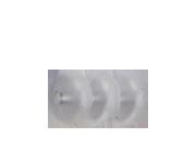 BENGAL 剎車線防刮墊圈(白)