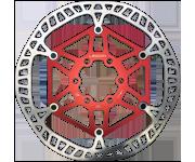 LEGION JAVELIN 浮動碟盤(紅)