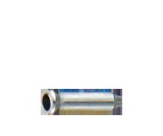 UNEX 內線鋁尾套(銀)