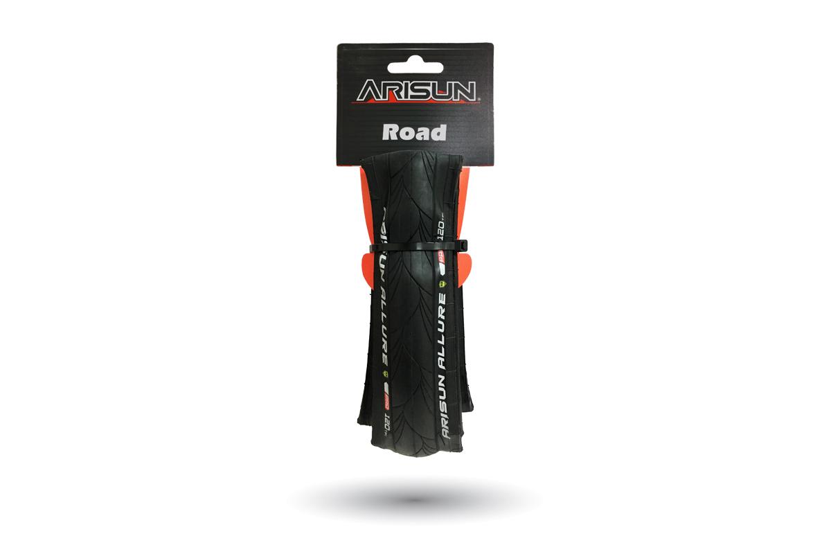 ARISUN 700x23C 可摺公路性能胎