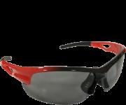 抗UV400護目鏡/黑紅漸層框